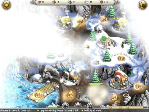 Viking Saga 2: New World - Level 32