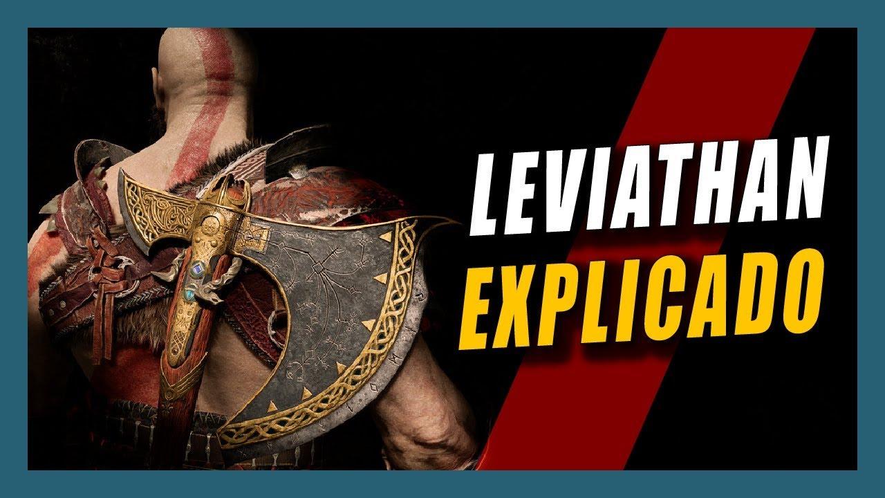 A ARMA CRISTÃ de Kratos no God of War Nórdico?