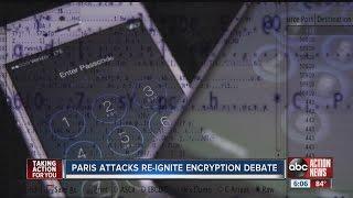 The Price of Privacy: Paris attacks reignite encryption debate