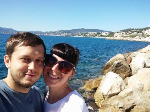 Лазурный берег и немного Женевы. Сентябрь 2015 \\ Cannes, Nice & Geneve. Travel Vlog. September 2015
