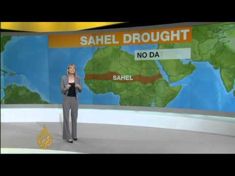 Anatomy of Sahel drought