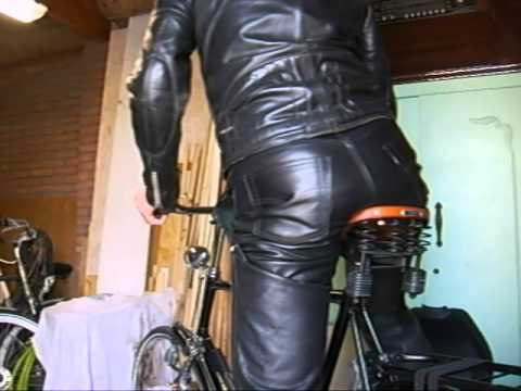 Saddle Leather Levis On Youtube With 501 Chaps xOzApq