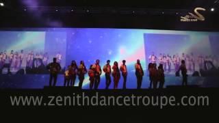 Bollywood Dance Performance Baby doll Shakira Dhating chitiya kalaiya Zenith Dance Troupe India