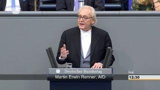 "AfD - Martin Renner: ""Kultur und Medien als Propagandawaffe"""