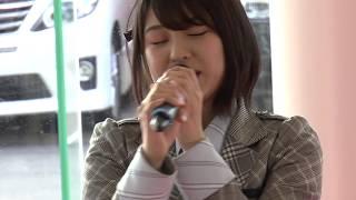 山田菜々美初の単独イベントが行われました。第2部のミニライブより3曲...