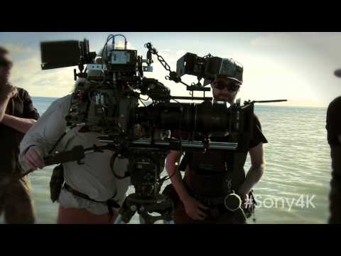 Behind the Scenes of Sony's 4K Commercial Shoot