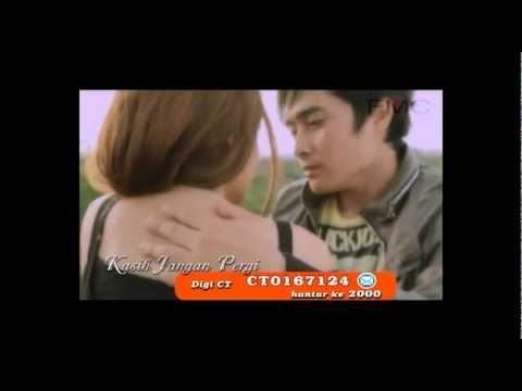 PRIA BAND - Kasih Jangan Kau Pergi Official Video