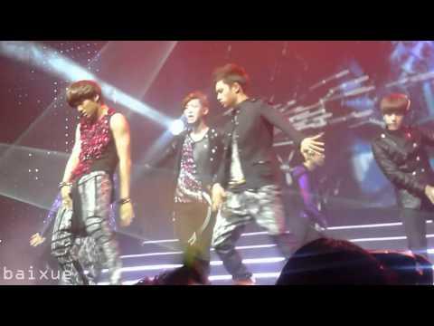120623 MBC Concert in London - EXO-K - History