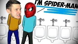 РУССКИЙ ЧЕЛОВЕК ПАУК // Spider-Man #2