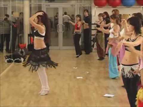 Workshop Dança do Ventre Bellydance - Shimmy - Irina Popova Ирина Попова