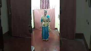 ADITI CHAKRABORTY KATHAK Kathak Dancer Facebook Live Performance 1 Des  2020- JSMV