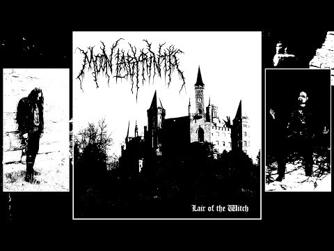 Moon Labyrinth - Lair of the Witch (full album 2018)