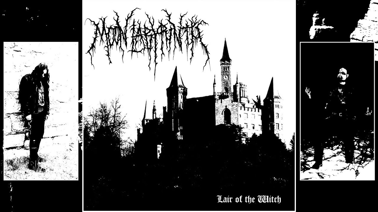 Afbeeldingsresultaat voor Moon Labyrinth - Lair of the Witch
