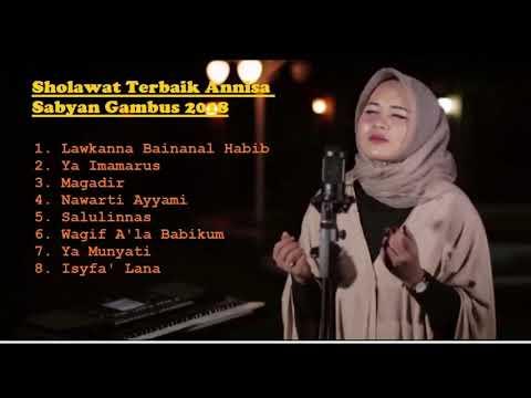 Sholawat Terbaik Annisa Sabyan Gambus TERBARU 2018 ||  YA IMAMARUSLI