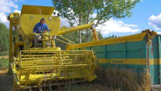 Clayson M103 Harvesting in Norway