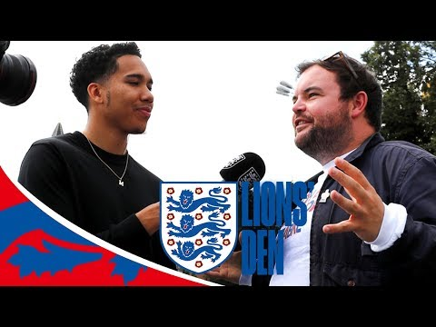 England vs Croatia: Craig is with Lloyd Griffith in Moscow! | Lions' Den Ep Thirty | World Cup 2018