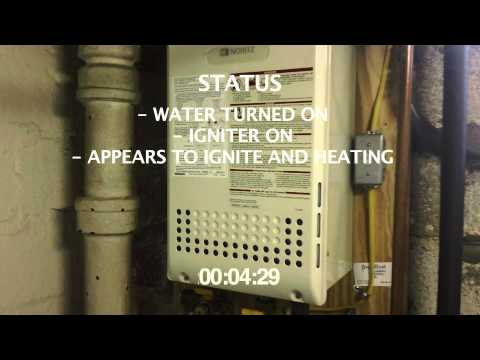 Noritz Tankless Water Heaters Funnycat Tv