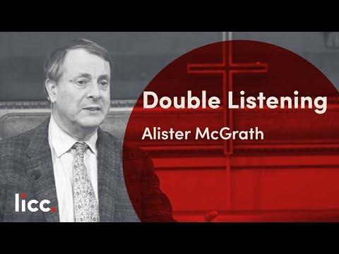 John Stott London Lecture 2014: Double Listening