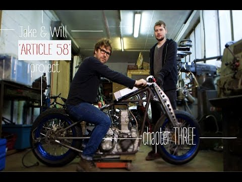 """""""Article 58' Bike Build Project - Chapter THREE"""