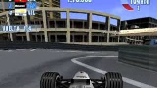 F1 Championship Season 2000 Monaco PsX