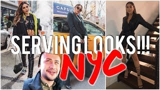 A WEEK IN MY LIFE: Winter NYC Style | Roxette Arisa