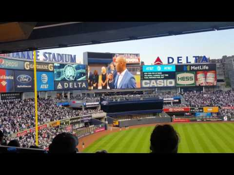 Derek Jeter Retirement Day Yankee Stadium