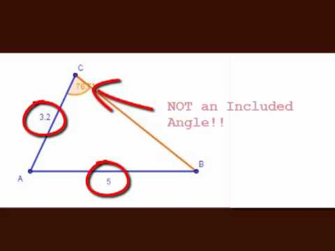 Sas Triangle Congruence Postulate Explained Youtube