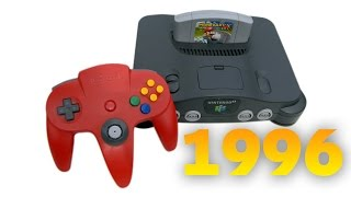 N64, Lara Croft, and Independence Day Made 1996 Awesome for Geeks - History of Awesome