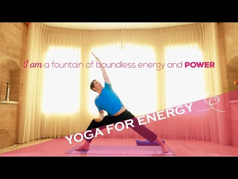 Ananda Yoga® for ENERGY