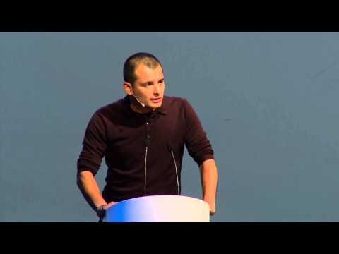 Technology and the future of innovation - Derek Handley, Entrepreneur | CIO Summit 2015