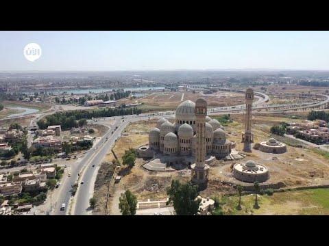 أهالي الموصل يتضامنون لإعادة إحياء المدينة بعد هزيمة داعش  - نشر قبل 6 ساعة
