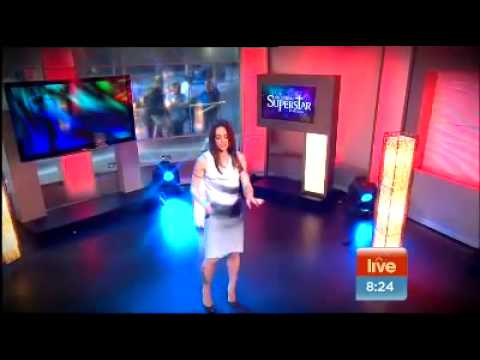 Melanie C I Don't Know How To Love Him(yahoo!7 Tv)