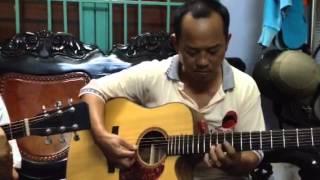 Mùa thu lá bay ( hòa tấu  guitar  _ Lâm _ Thông )