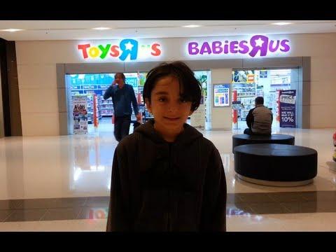 Beyblade BeyHunting Toys R Us Moore Park, Supa Centre Sydney, Australia, July 28 2013