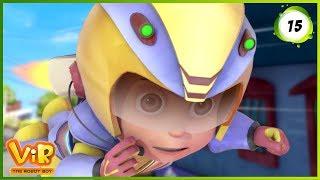 Vir: The Robot Boy | Choohon Ki Baraat | Action Show for Kids | 3D cartoons