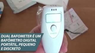 G1- Dual Bafometer Funciona PREÇO COMO USAR ONDE COMPRAR