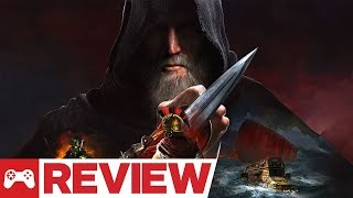 Assassin's Creed Odyssey DLC - Legacy of the First Blade: Hunted Review (Video Game Video Review)