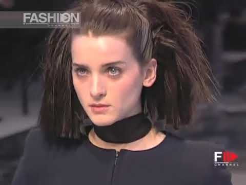 CHANEL Fall Winter 1997 1998 Paris - Fashion Channel