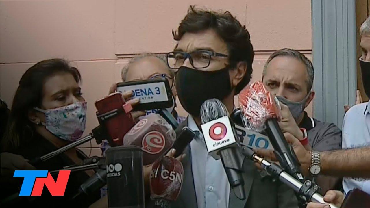 La psiquiatra de Maradona, imputada por la muerte. Su abogado dijo que no tiene miedo de ir presa