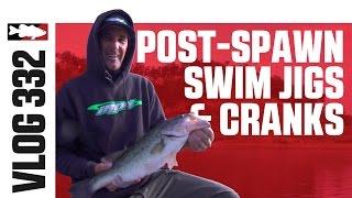 Strike King 6xd And Picasso Swim Jig Fishing At Santa Margarita W. Matt Newman - Tw Vlog #332