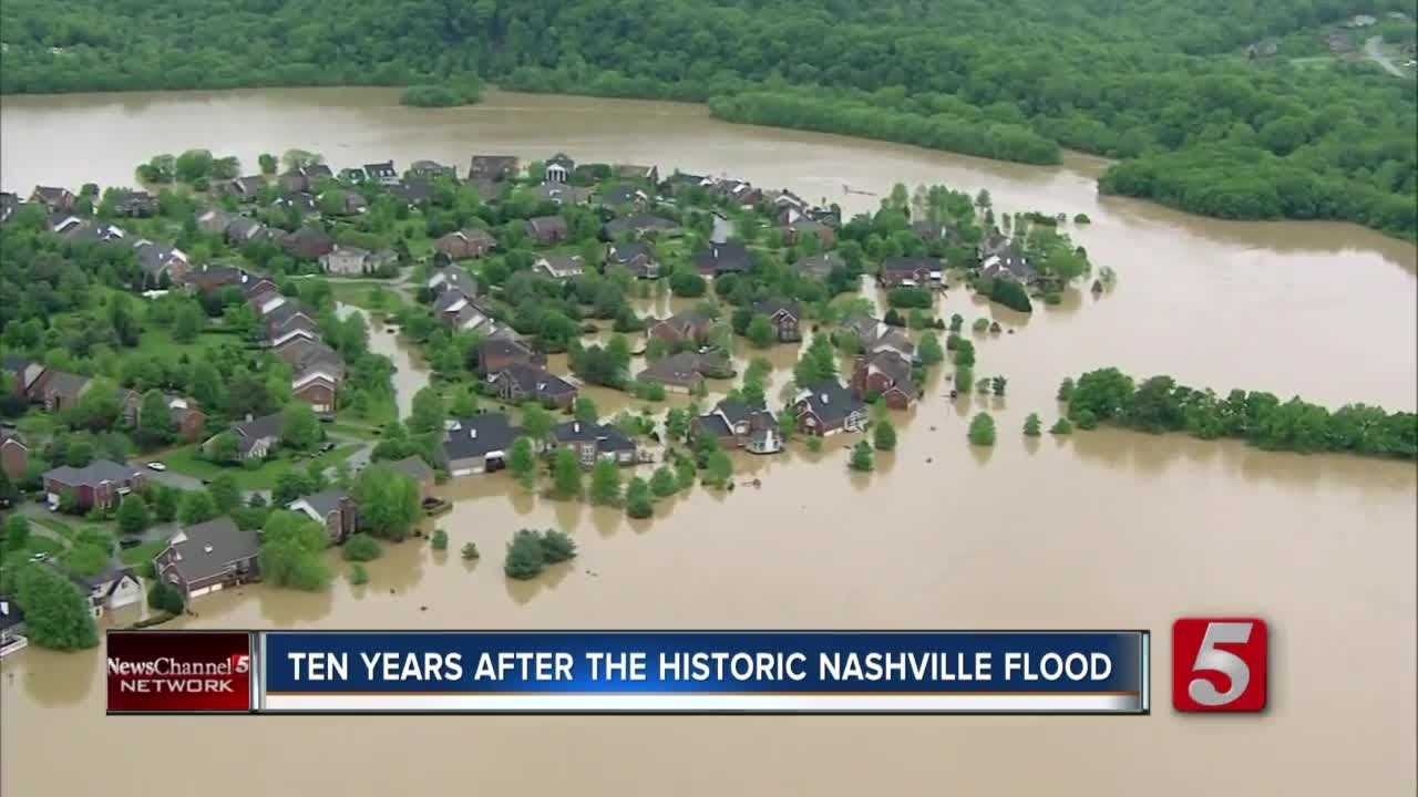 Nashville flooding: Four killed as homes and roads flood during ...
