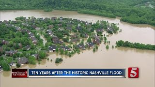 We now refer to what happened as a 1,000-year flood – that means there was .1% chance of it occurring in any given year.