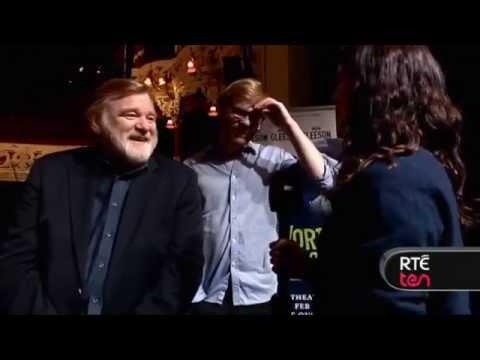 Watch! Brendan & Brian Gleeson talk to TEN