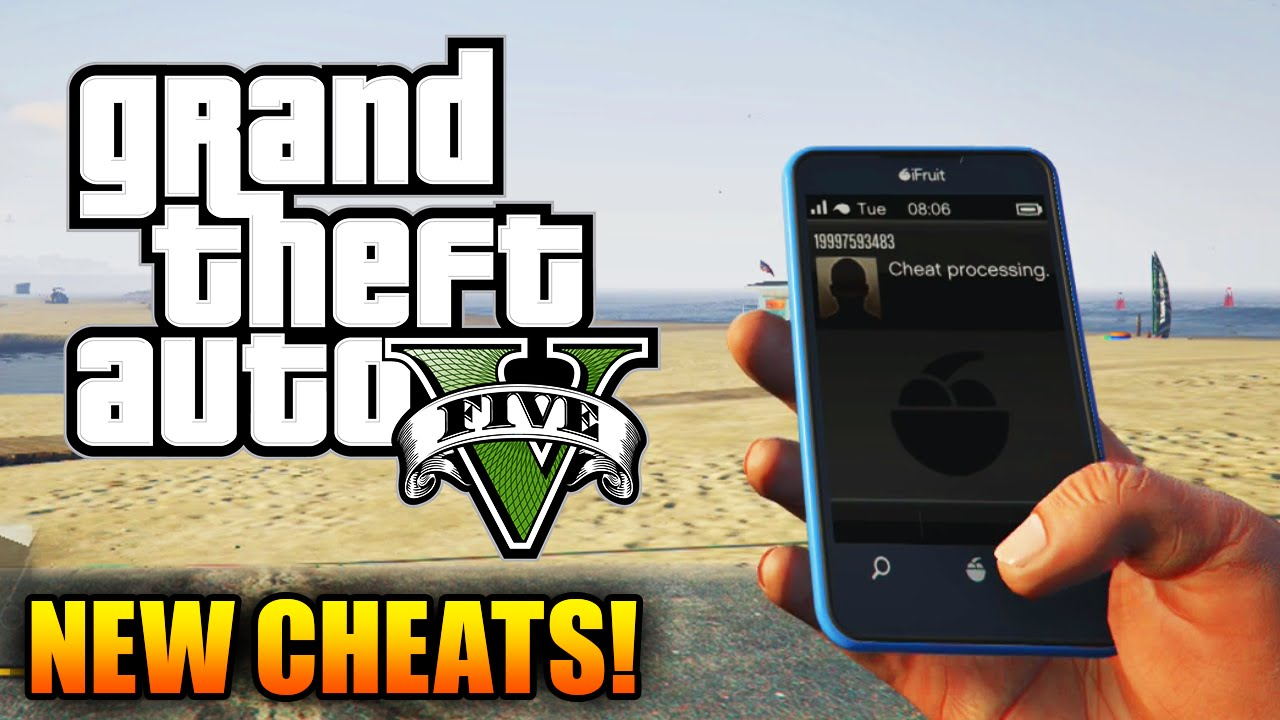 Gta 5 Cheats New Cellphone Cheats Found Moon Gravity