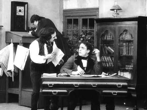 Edgar Allen Poe -David W.Griffith (1909)