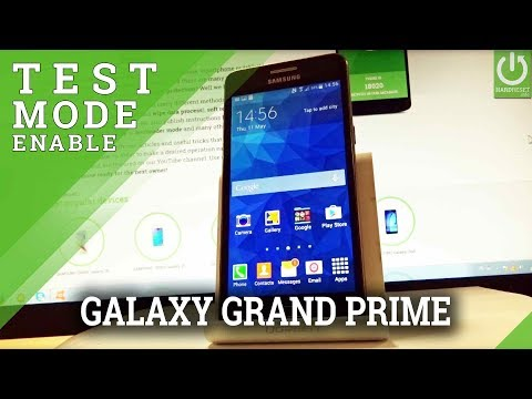 Codes SAMSUNG G532F Galaxy Grand Prime Plus - HardReset info