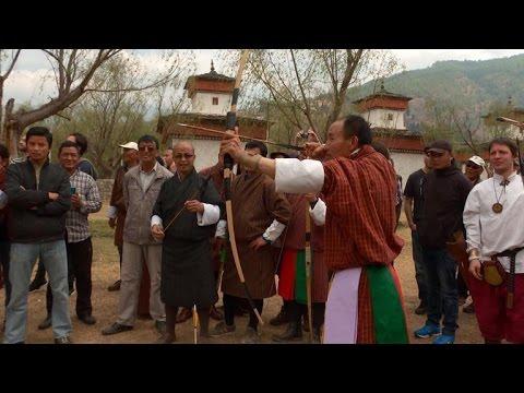 Bhutan's love affair with archery