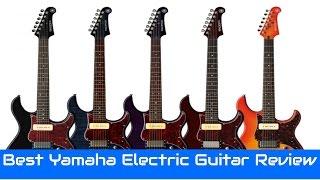 YAM-PAC-510V-SUPER Yamaha Electric Guitar Black