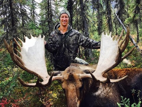 DIY Alaskan Moose Hunt - Stuck N the Rut 73