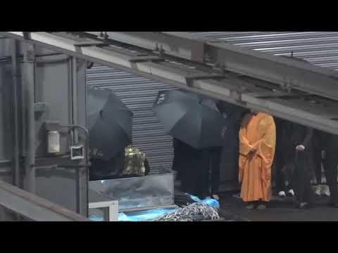 高以翔遺體回台(記者朱沛雄攝)